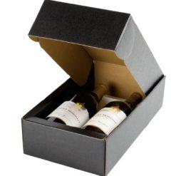 kutija za piće položena