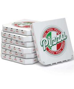kutija za picu sa štampom eco